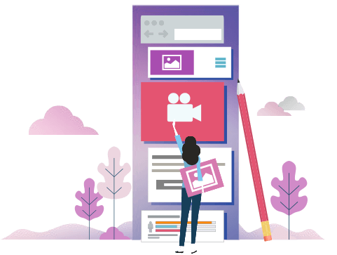 Building a website from the ground up