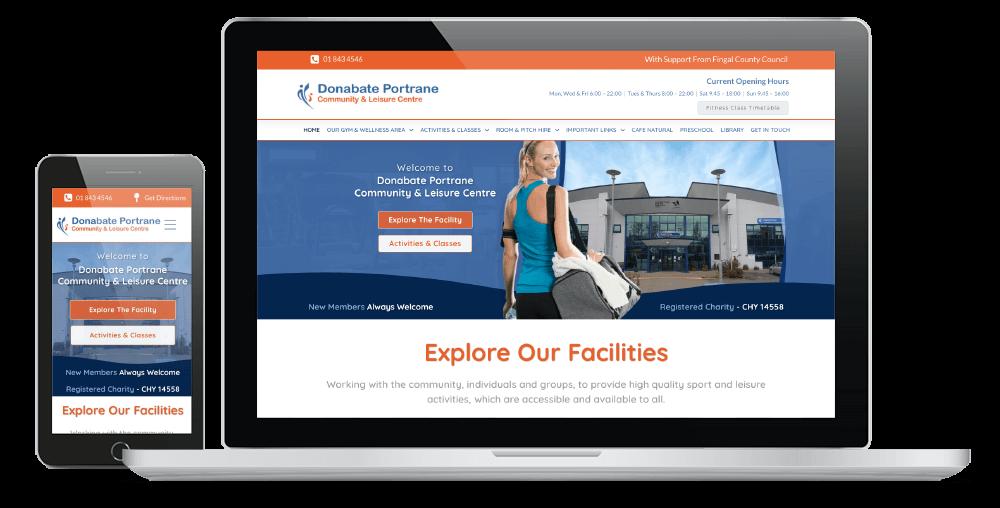 Donabatecommunitycentre.com